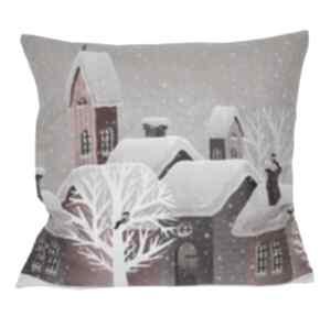 poduszkidekoracyjna świąteczna zimowa