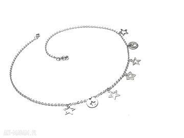 Ki Ka Pracownia. Choker - Alloys Collection - Line star vol. 9