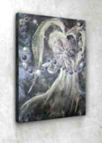Anioł stróż korale życia plakaty marina czajkowska anioł