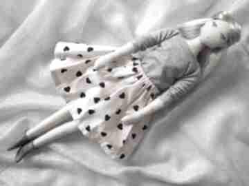 Lalka #196 lalki szyje pani szmacinka, eko lalka, przytulanka