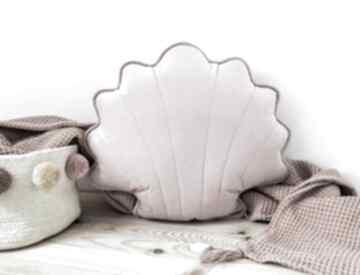 Muszelka poduszka dekoracyjna do pokoju dziecięcego pokoik
