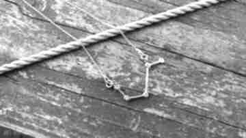 naszyjniki: konstelacja baran zodiak naszyjnik gwiazdy znak