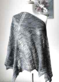 Burzowe niebo wełniana chusta chustki i apaszki buenaartis