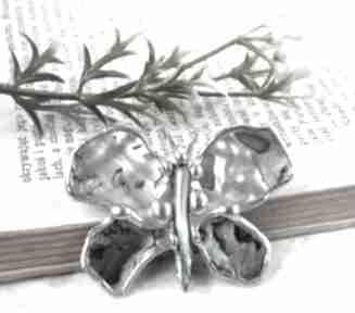 Pomysł na świąteczny prezent! Broszka i wisiorek 2 w 1: motyl
