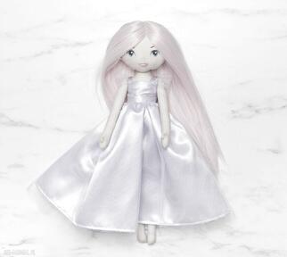POOFY CAT! lalka laleczka księżniczka różowa bawełniana