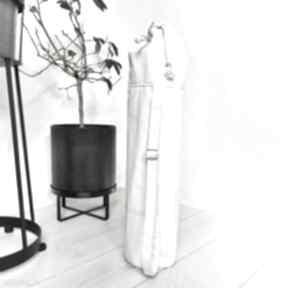 Bawełniany pokrowiec torba na matę torebki monest atelier mate