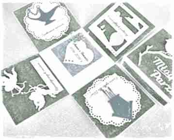 Ślubne eksplodujące pudełko - personalizacja ślub wrzosowisko