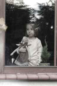 Duży anioł ręcznie szyty lalki margi studio anioł, prezent