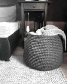 Koszyk ul kosze sieplecie kosz, przechowywanie, koszyk, sznurek,