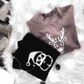 Pomysły na prezenty pod choinkę? Świąteczna bluzka dla dziecka