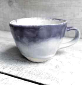 Duża filiżanka cobalt&blue 250ml kubki kmdeka ceramika