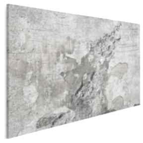 Obraz na płótnie - abstrakcja beton 120x80 cm 20101 vaku dsgn
