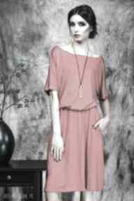 Uniwersalna sukienka z kieszeniami sukienki kasia miciak design