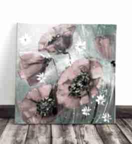 Maki 1 marina czajkowska maki, bukiet, kwiaty, dla mamy
