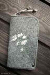 etuismartfon pokrowiec kwiatki natura prezent koraliki