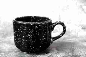 Galaktyczny kubek ceramika ceramicznosci duży kubek, do herbaty