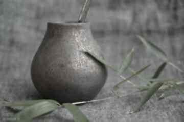 Male matero kubki ziemia zu matero, yerba, unikat, mate
