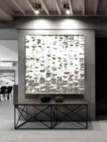 Glance - wielkoformatowy obraz na płótnie abstrakcyjny art&texture™ art
