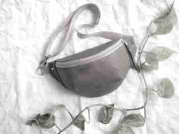 Skórzana torebka na pas l nerki fabrykawis pas, nerka, nerko