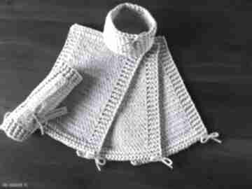 Komplet eleganckich podkładek ze sznurka bawełnianego podkładki