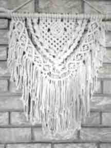 dekoracje? dekoracja makrama ściana ozdoba sznurek boho