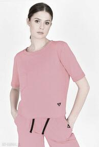 Bluzka patrycja fuksja koszulki trzyforu koszulka, t shirt