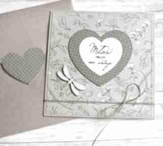 Miłość kartka miłosna lub ślubna zieleń kartki kaktusia ślub,