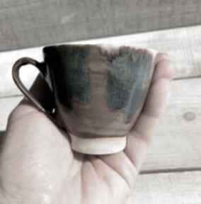 Filiżanka do espresso w brązie kubki kmdeka filiżanka, espresso