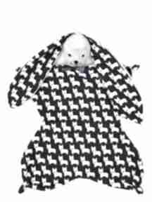 Przytulanka królik dla niemowląt maskotki bettforbabies kocyk