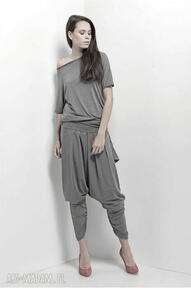 Komplet szary - limitowana kolekcja plumeria ss2013 ubrania
