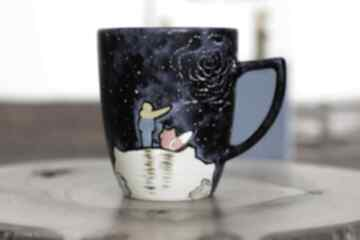 Na święta upominek? Kubek do kawy mały książę lis i róża
