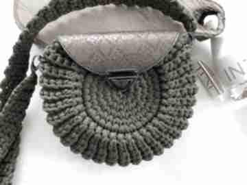 Damska torebka oreo khaki na ramię fabryqaprzytulanek damska