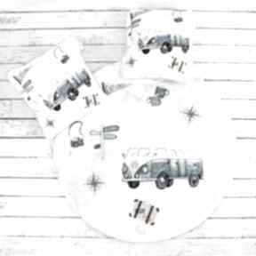 Eurotrip welurowa mata do zabawy dla dziecka nuvaart zabawy