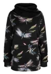 bluzy? dresowa bluza z dużym kapturem, unisex, bluza kangurka
