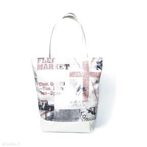 London shopper torebka sabi tatka shopper, hobo, duża, london,