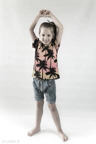Koszulka palmy cudi kids koszulka, t shirt, print, dla dziecka,