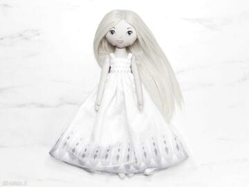 lalki Lalka stylizowana na księżniczkę Elsę Frozen