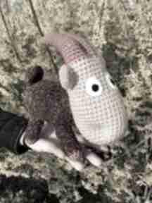 Koziołek meelek - szydełkowa maskotka zabawki wernika koziołek