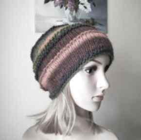 Feeria barw czapka czapki buenaartis rękodzieło, kolorowa