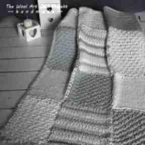 Dziewczęcy kocyk pokoik dziecka the wool art kocyk, przykrycie
