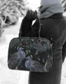 Święta prezenty: Kuferek - pawie na ramię torebki niezwykle kufer