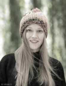 Fun jesień czapki brain inside czapka, zimowa, wełniana, wełna