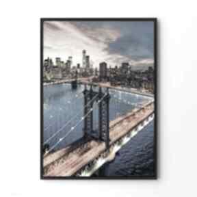Plakat obraz bridge a4 - 21 0x29 7cm plakaty hogstudio obraz
