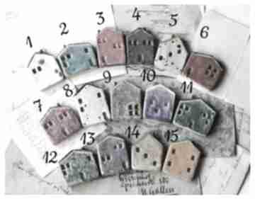 Domek ceramiczny do wyboru ceramika wylegarnia pomyslow