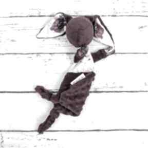 Luluś królik - dla niemowląt króliki w malwach dziecka nuvaart