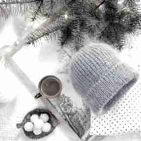 Na święta prezenty: Czapka wełniana z jedwabiem czapki mondu