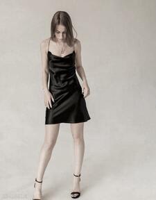 LAVENDER! sukienka-mini sukienka-satynowa sukienka-na-imprezę
