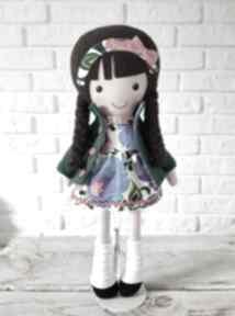 Malowana lala marysia lalki dollsgallery lalka, zabawka