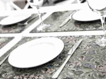 Korkowa podkładka na stół, bratki, wyspiański podkładki viva