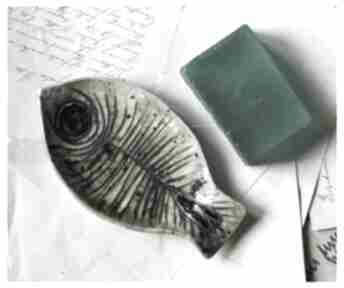 Mydelniczka ryba ceramika wylegarnia pomyslow ceramika